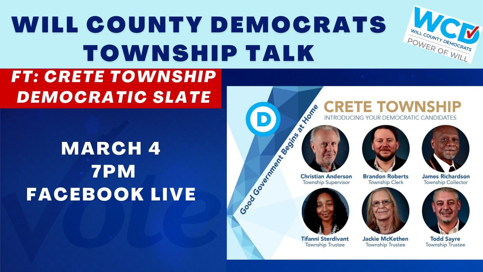 Township Talk: Crete