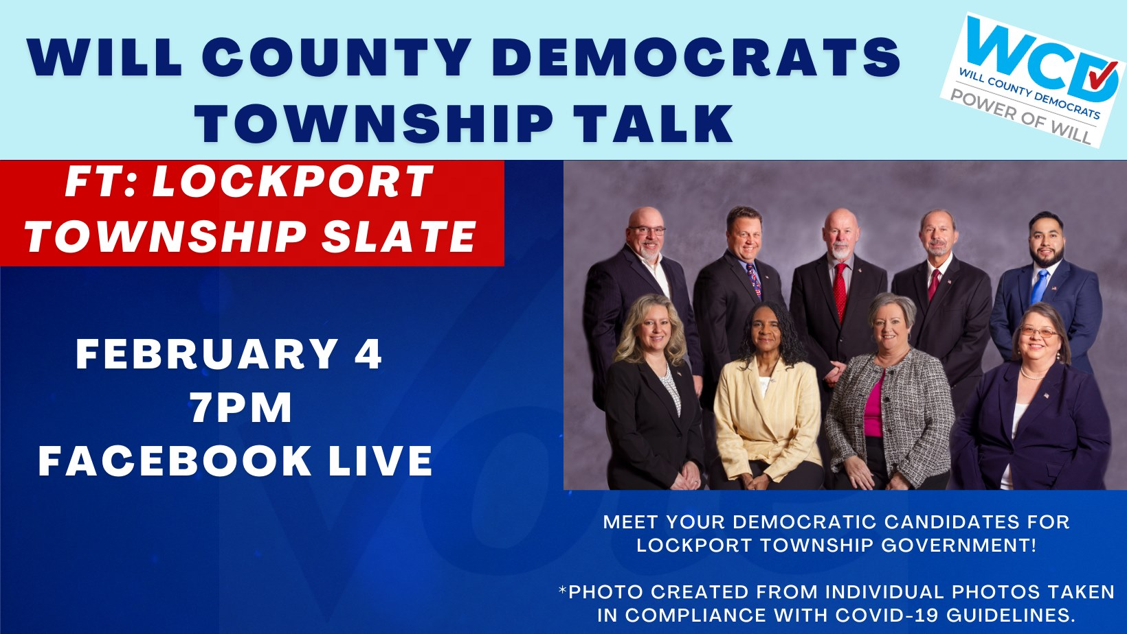 Township Talk Lockport Township Democrats